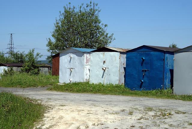Garaż blaszany 3×5, 4×6. Czy to dobra konstrukcja?