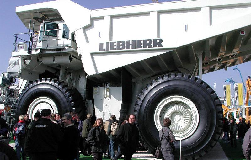 Jakie są największe maszyny budowlane na świecie?
